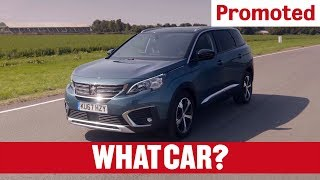 Promoted | PEUGEOT 5008 SUV: Space | What Car?