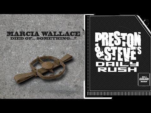 Marcia Wallace Died of... Something? - Preston & Steve