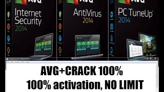 How to install AVG antivirus + crack (AVG PC TuneUp) + serial numer