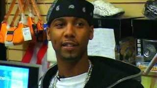 Juelz Santanna in Paterson, New Jersey