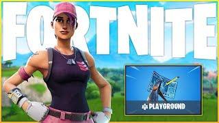 PLAYGROUND MODE RETURNING! - Pro Fortnite Player - (Fortnite: Battle Royale Gameplay)