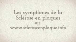 LA SCLEROSE EN PLAQUES -- Dr. Bernard MONTAIN -- Causes et symptômes de la sclérose en plaques