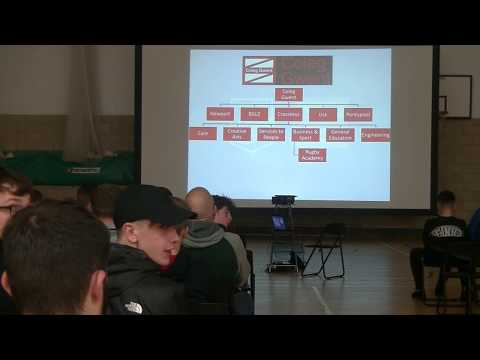 Coleg Gwent Rugby Academy Recruitment Presentation