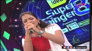 Nikitha Rithesh Performance Super Singer 8