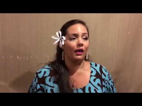 Moana Hawaiian Language Audition 2017