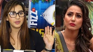 Shilpa Shinde does not want to meet Hina Khan AGAIN