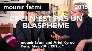 Mounir Fatmi, Ceci n