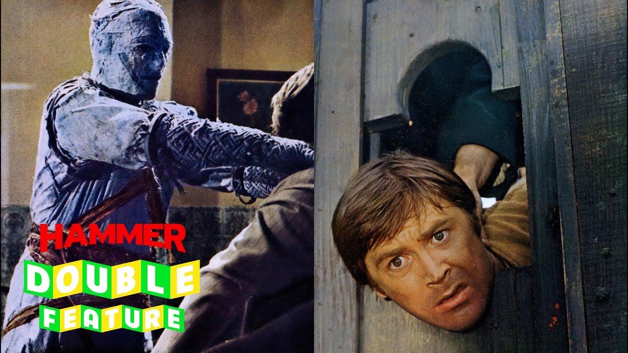 Frankenstein Created Woman/The Mummy's Shroud Double Bill Trailer #3