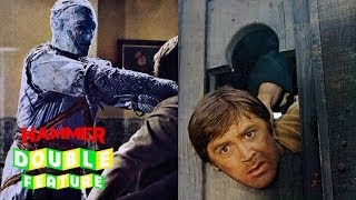 Frankenstein Created Woman/The Mummy's Shroud Double Bill Trailer #3