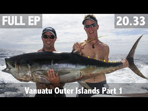 SPORT FISHING ADVENTURE IN VANUATU