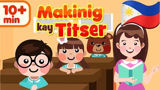 Makinig Kay Titser | Filiipino Song for Teachers | Flexy Bear Original