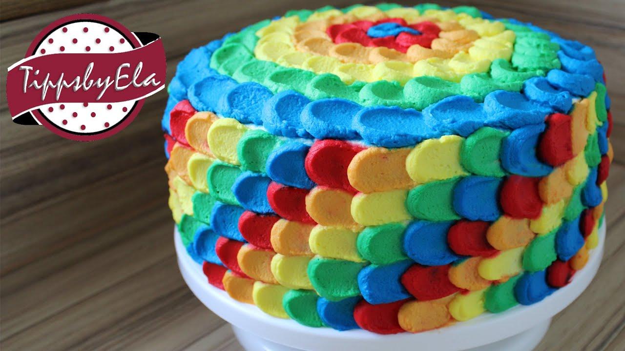 Bunter Kuchen Bunter Kuchen Rezept Top Kleine Bunte Amerikaner Mit