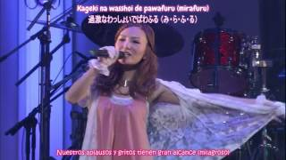 (Carnival Phantasm OP) Super☆Affection Live HD Sub Español