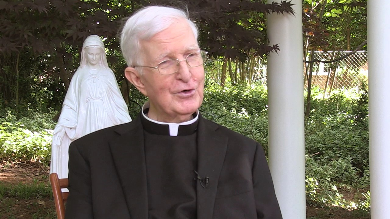 Bishop Curlin 60 Years of Priesthood