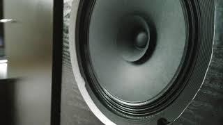 Visaton BG 20/8 Ohm + Kenwood KA-4020 + Creative X-Fi Xtreme