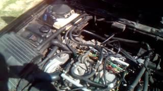 Самодиагностика Peugeot 605 3.0