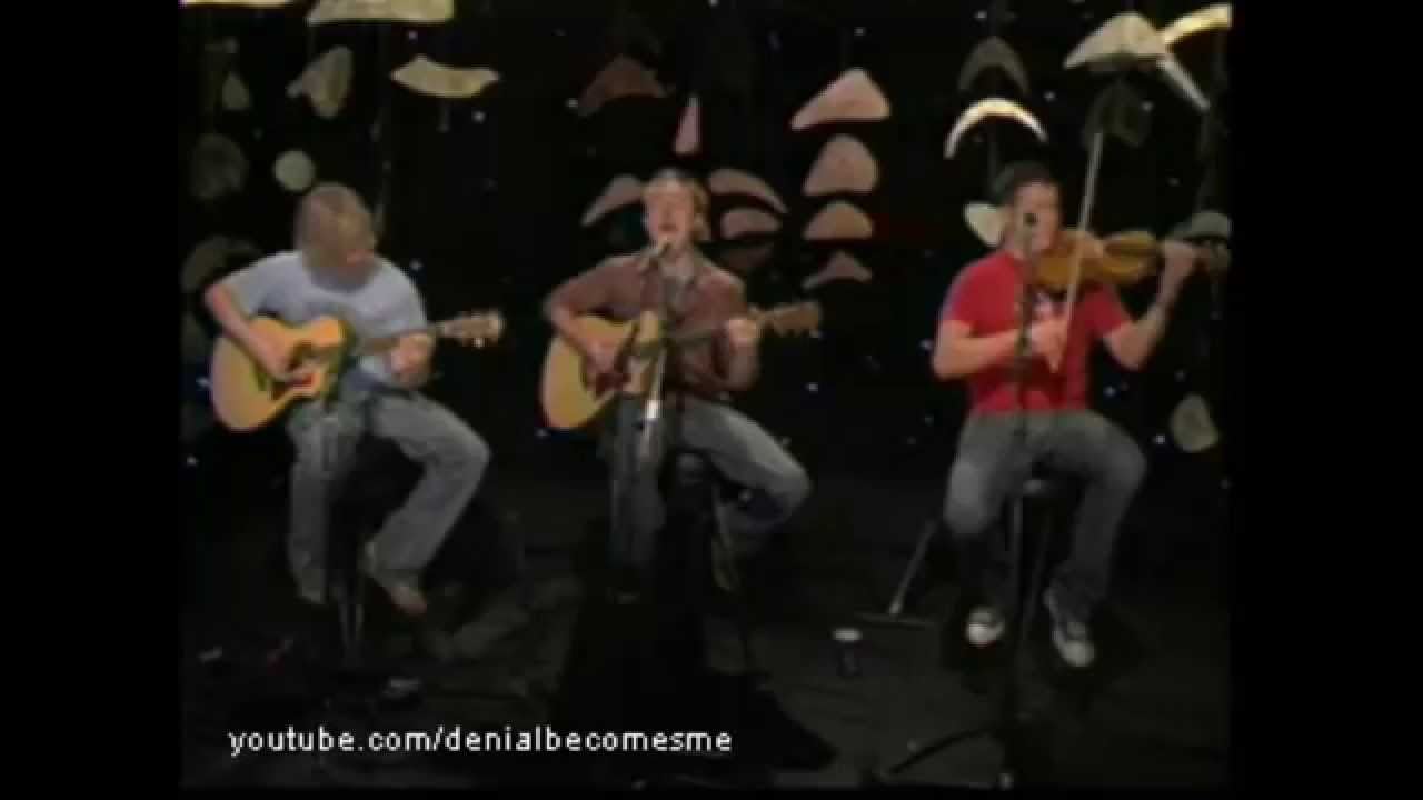 Yellowcard Empty Apartment Live Acoustic