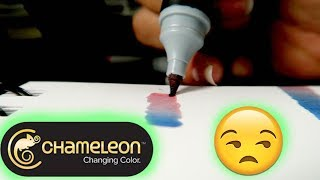 ARE THEY A GIMMICK??|| Chameleon Color Changing Markers