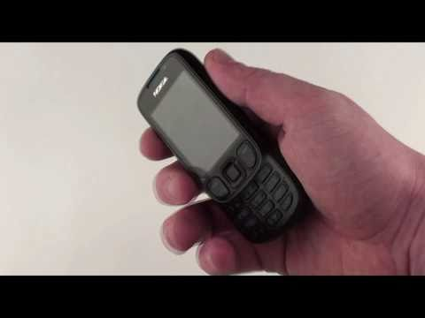 Nokia 6303 Classic - видео обзор nokia 6303 ( 6303 ) от Video-shoper.ru
