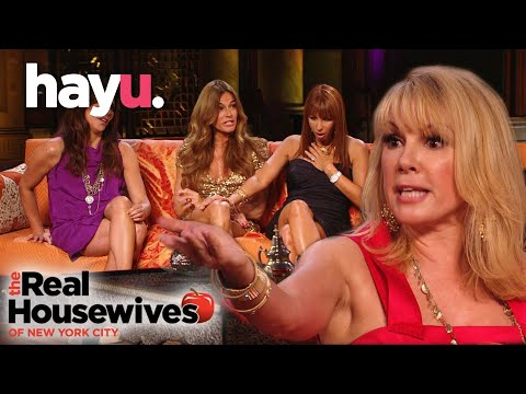 Ramona vs. Jill - Reunion Fight! | The Real Housewives of New York City