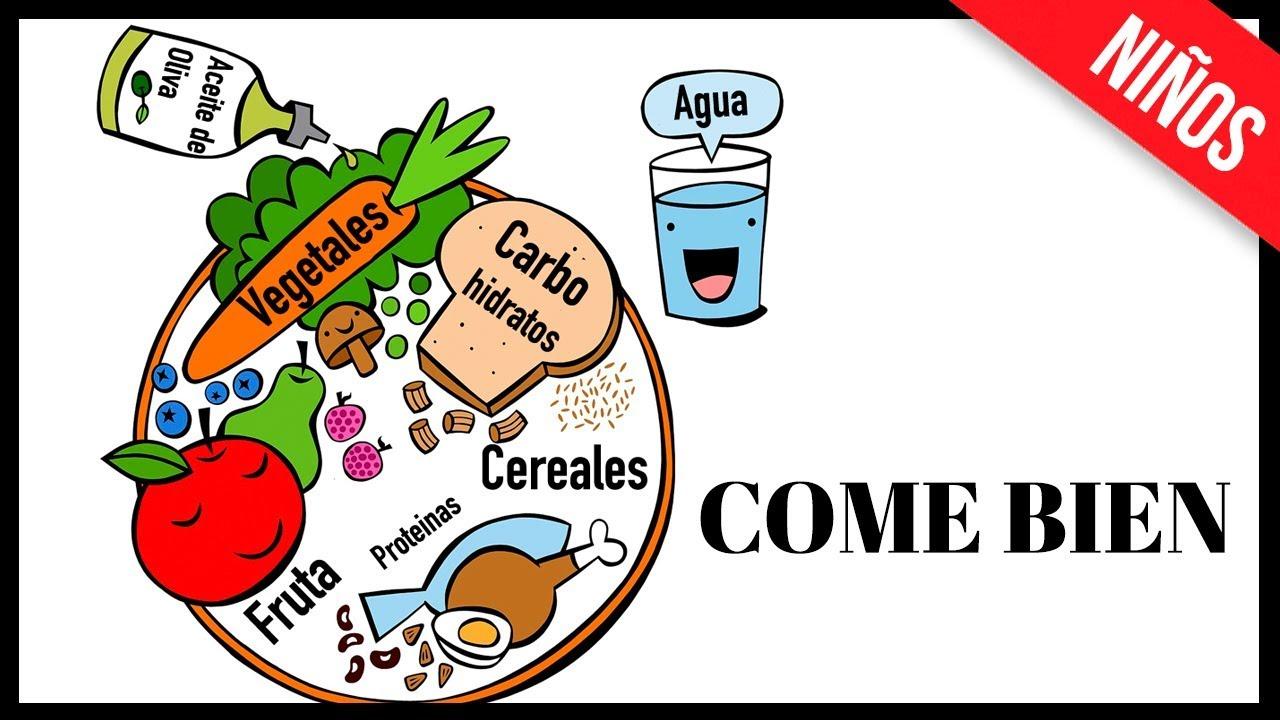 que significa tener una buena alimentacion saludable
