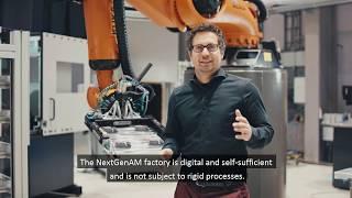 Automatisierter 3D-Druck: Wir stellen die Pilotanlage im Detail vor