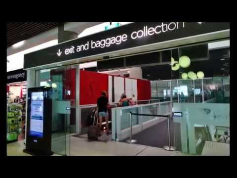 Brisbane Airport Tour