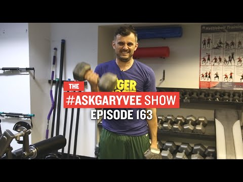 #AskGaryVee Episode 163: Starting a...