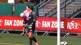 Save of the Week Nominee: Hope Solo - Week 1 thumbnail
