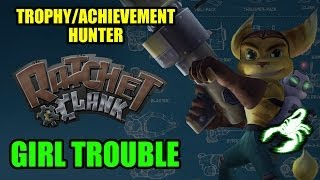 RATCHET & CLANK - Girl Trouble TROPHY