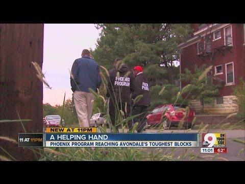 On Avondale's diciest block, volunteers see retaliation behind this week's spike in shootings