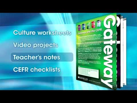 Macmillan Gateway course video