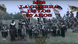 testeando mod 1648 la gerra de los 30 aos medieval 2 total war espaa vs francia