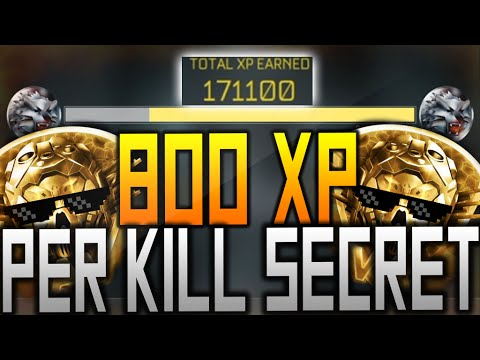 HOW TO GET 8x XP IN ADVANCED WARFARE! How to Get More XP and