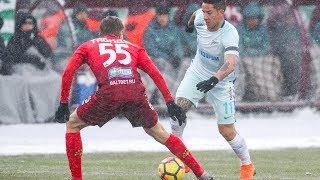 «Уфа» — «Зенит»: полный обзор матча