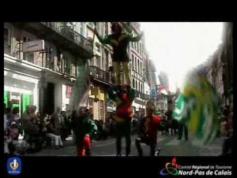 Hauts de France :Ses fanfares et le Carnaval