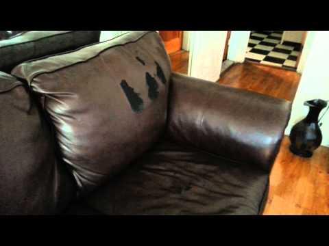 Bob's Furniture, Bonded Leather