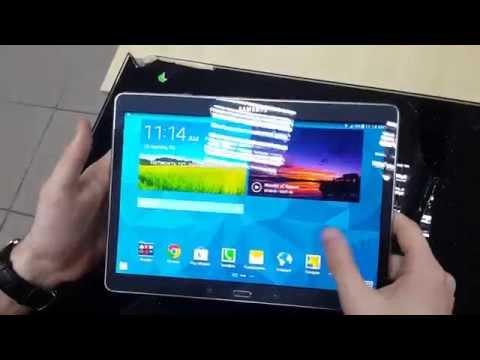 Планшет Samsung Galaxy Tab S 10.5 16GB LTE Titanium Bronze (SM-T805ntsasek) - обзор