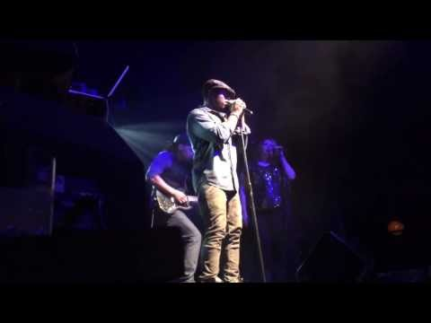Kevin McCall Covers Gravity by John Mayer at RnB Live Hollywood