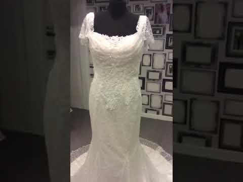 Bridal Reloved Hackney Wedding Dress By Ian Stuart