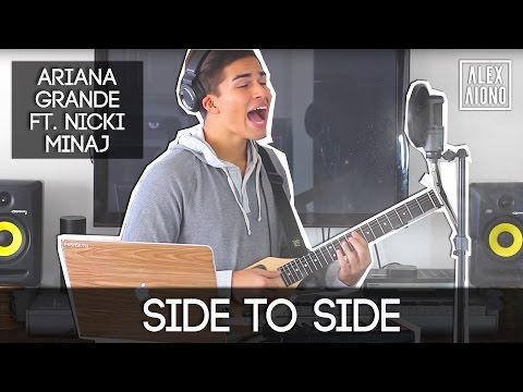 Side to Side by Ariana Grande ft. Nicki Minaj | Alex Aiono Cover