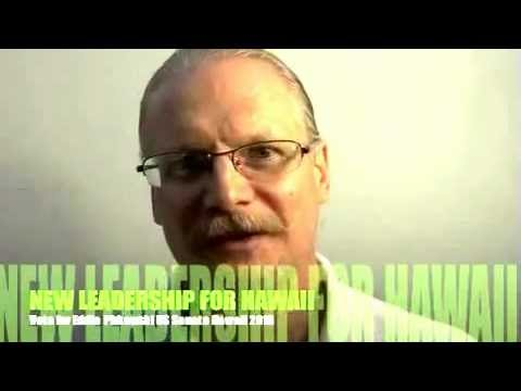 EDDIE US SENATOR HAWAII 2014 UNITED STATES SENATE LEADERSHIP FOR HAWAII DETAILED PLATFORM PART4.mp4