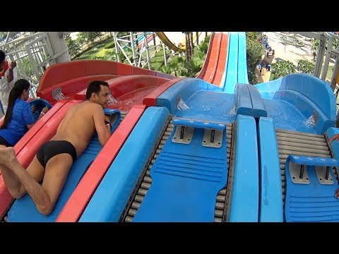 Rapid Racer Water Slide at Worlds of Wonder
