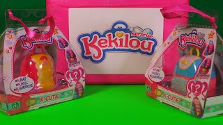 #KEKILOU SURPRISE K-CUTIE MINI BAGS #UNBOXING.What's Inside The Bags?