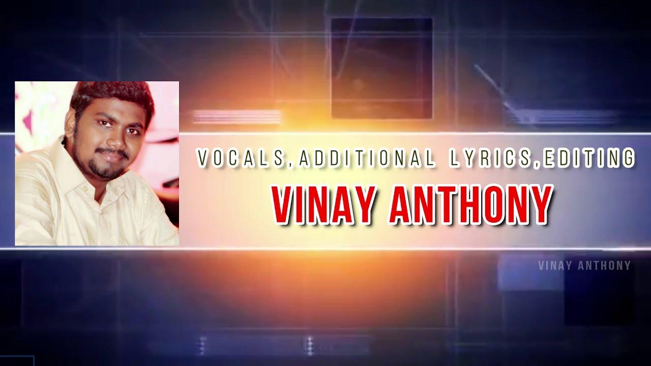 NAADHU JEEVITHAMU (cover) - Vinay Anthony - Jonah - New Latest Telugu Christian Songs 2019 - 2020