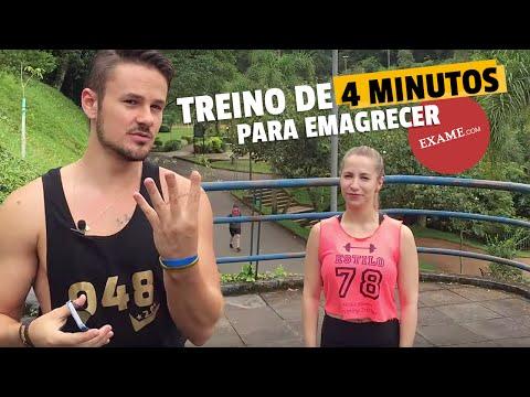 Treino de 4 Minutos Para Emagrecer | Vinícius Possebon Q48