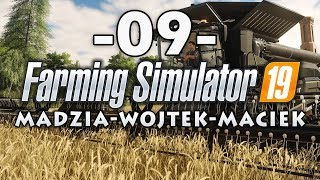Farming Simulator 19 #09 - Mam TRZĄŚĆ trawe?! /w Gamerspace, Undecided