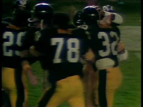 Steelers - Harris SBXIII TD#4