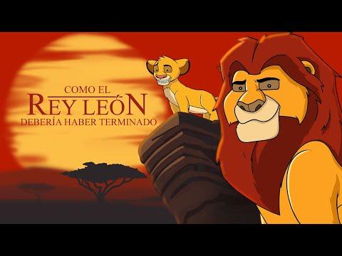 Como El Rey León Debería Haber Terminado