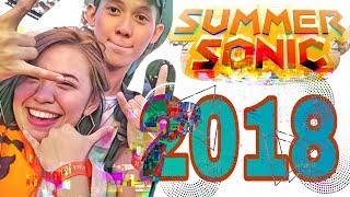 Gambar cover SUMMER SONIC JAPAN 2018